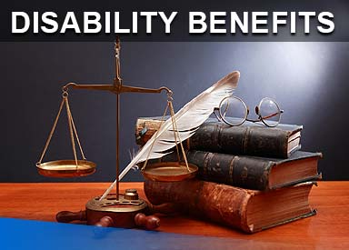 Disability Benefits Lawyer